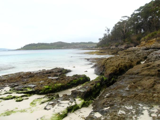 hyam beach.