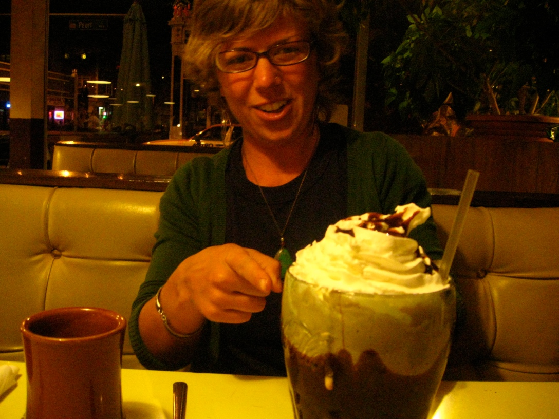 """""""the size of that shake is just absurd!"""""""
