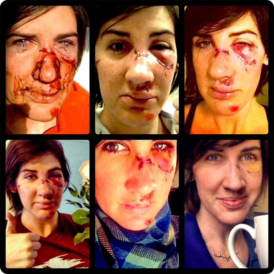 faceprogression