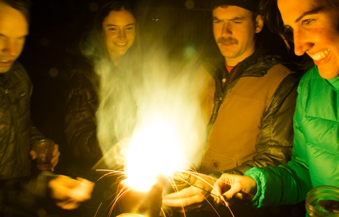 lighting sparklers2