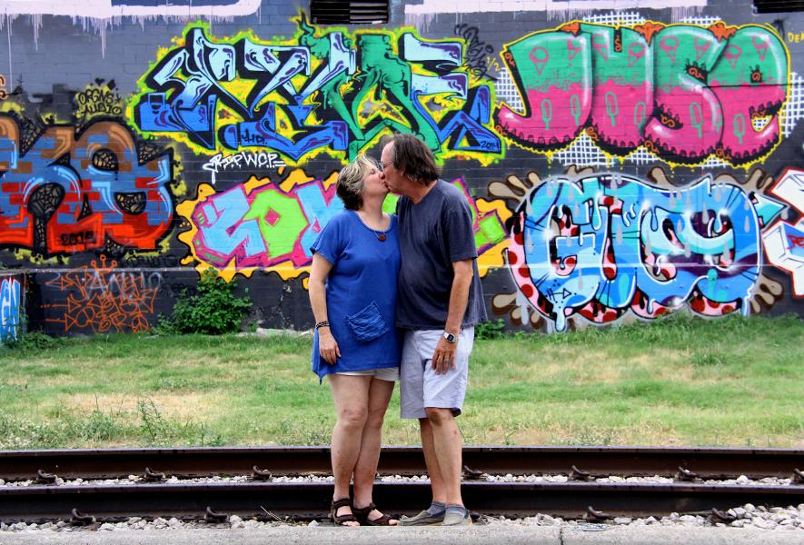 grafitti_kiss